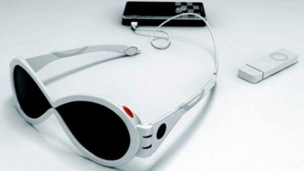 Self-Energy Converting Sunglasses