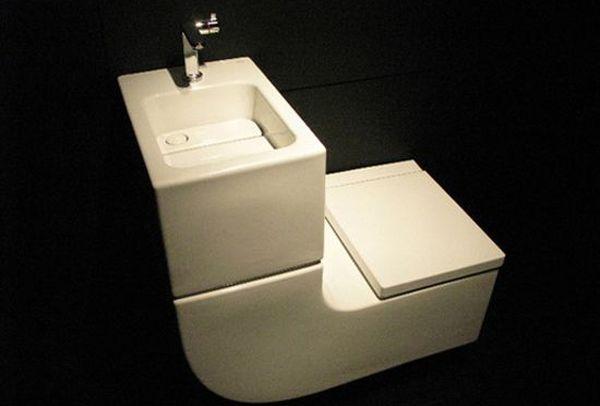 Sink Toilet Combo