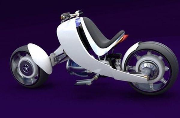Motorbike 2050 version 2