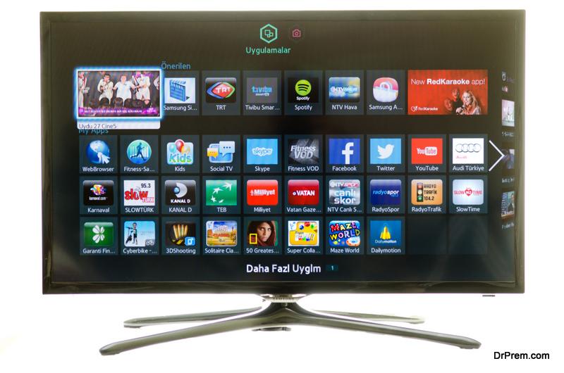 New Smart TV