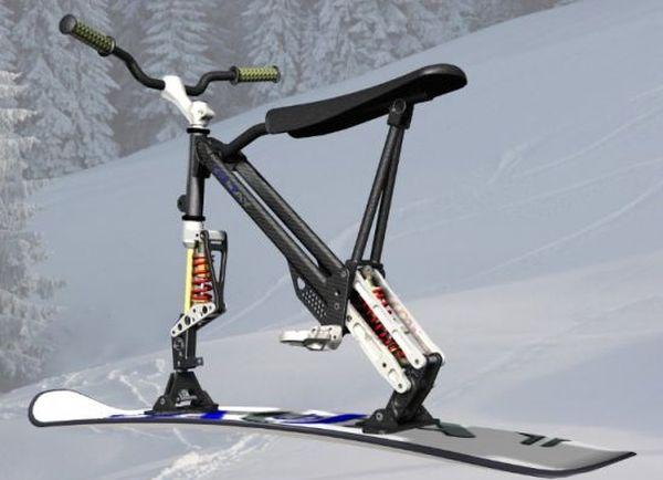 Omo ski-bike