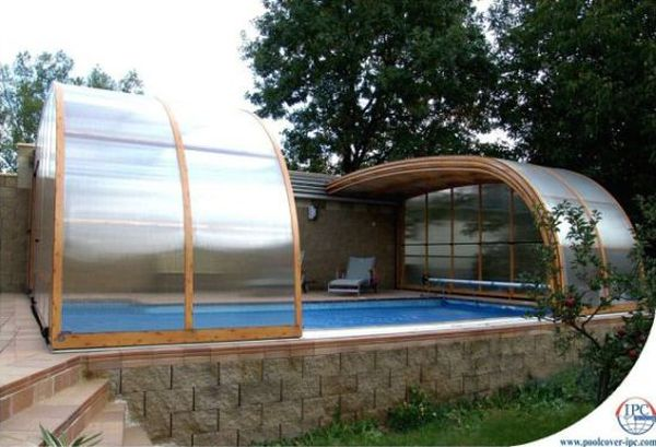 eternal swimming pleasure with Telescopic Pool Enclosures