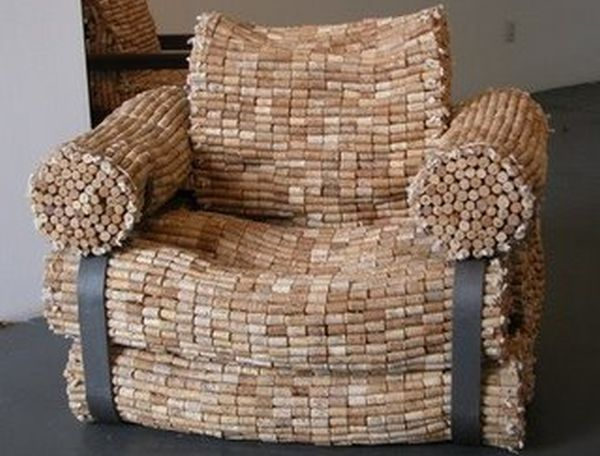 using red wine corks