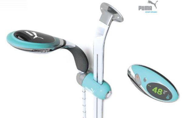 PUMA smart shower