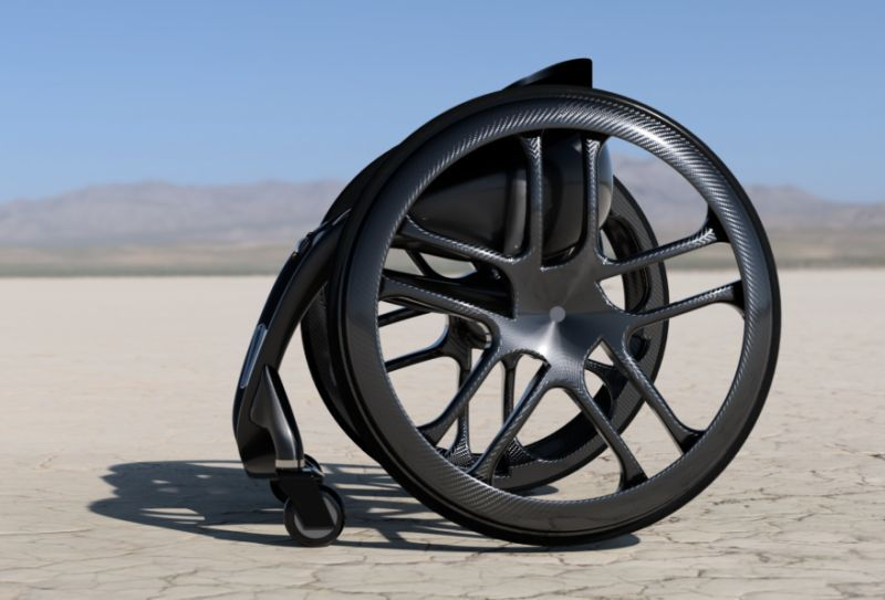 Phoenix AI Wheelchair – Phoenix Instinct