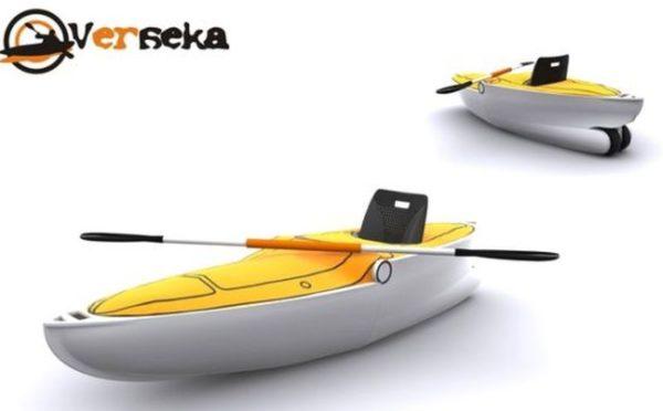 Verseka portable boat
