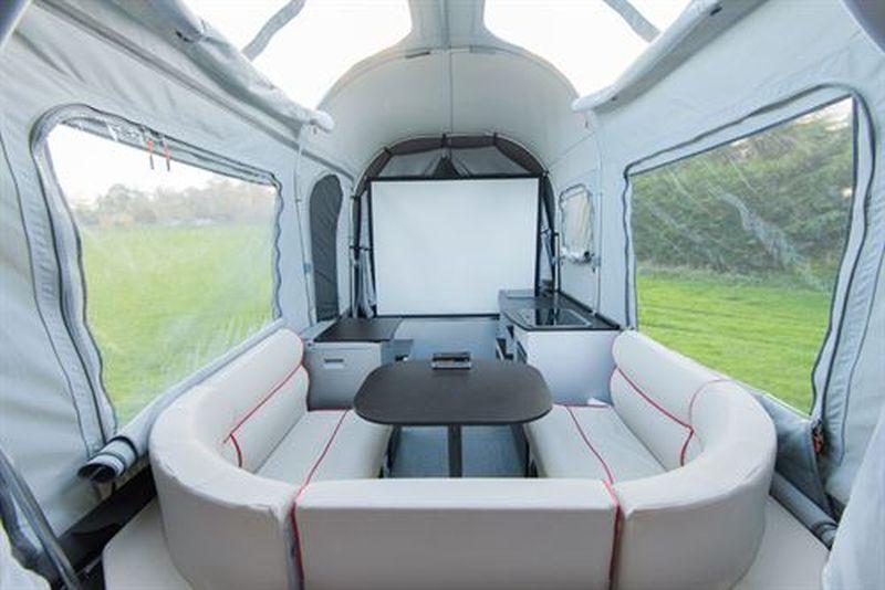 Caravan Pods