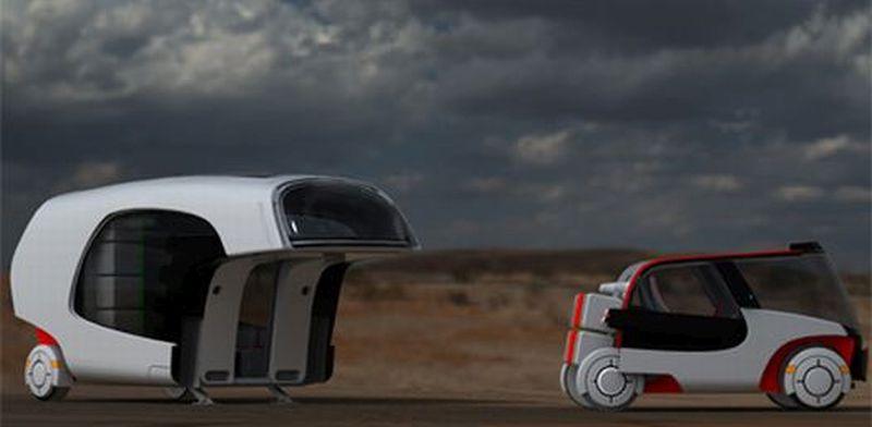 Colim Caravan Concept