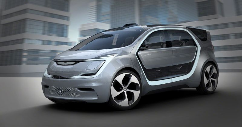 Fiat Chrysler's concept car