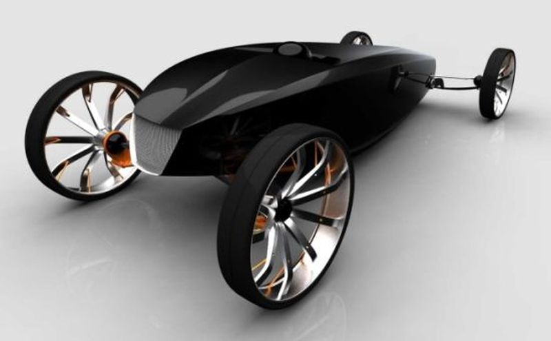 Hotrod-concept
