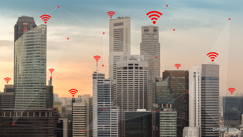 IOT integration in the Internet of Buildings