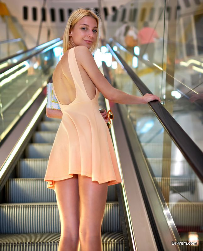 Mini Dresses Always Work