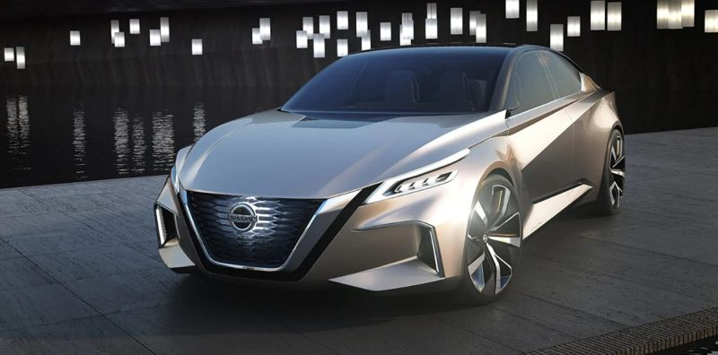 Nissan's Vmotion