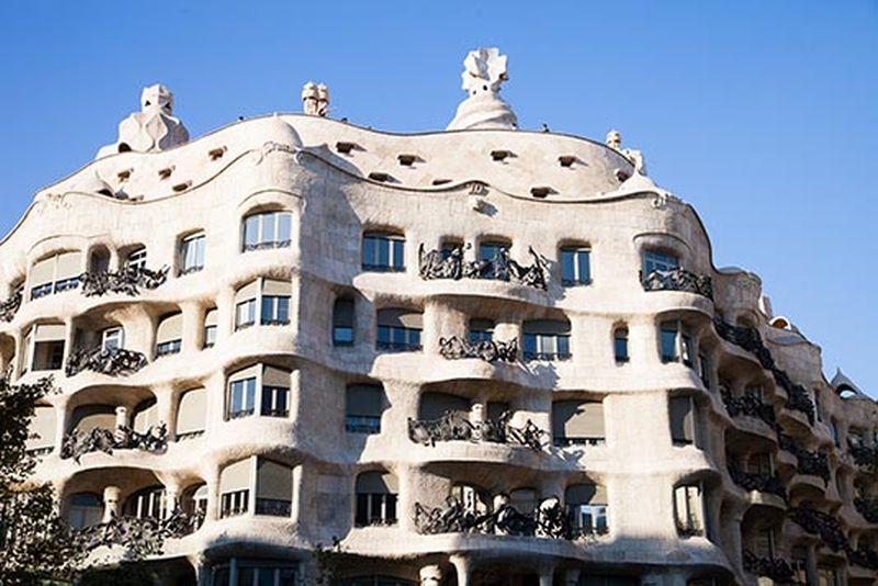Spain's La Pedrera