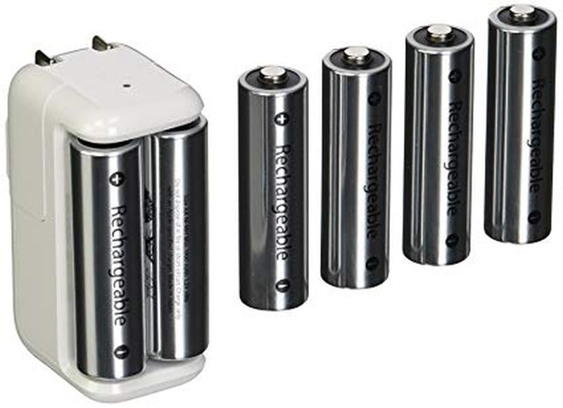 Apple's AA battery charger