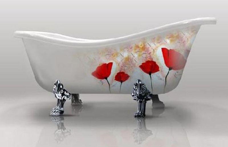 Artistic Bathtub