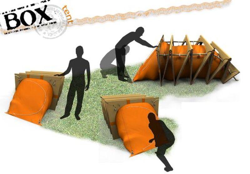 Eco Box tent