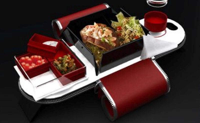Lunch Box Tray