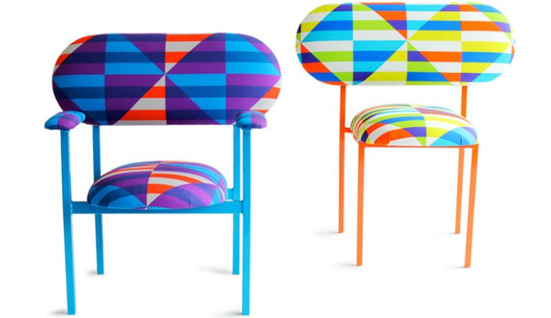 Re-imagined chairs