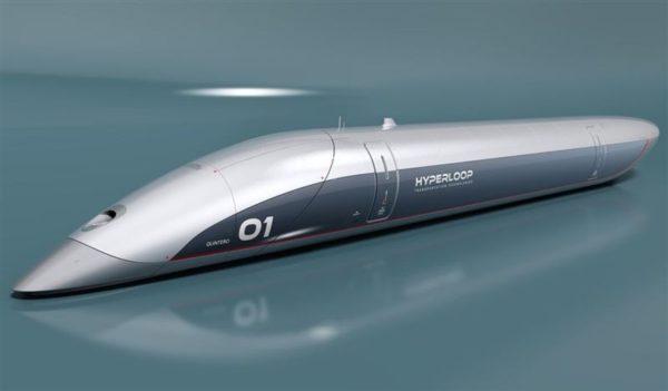 The Underground Hyperloop System Elon Musk