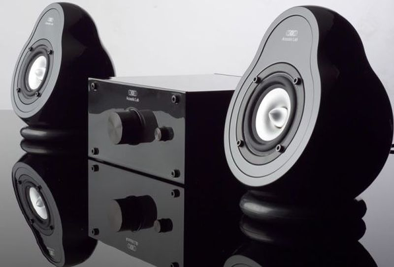 Acoustic Lab Zeta 2.0 speaker