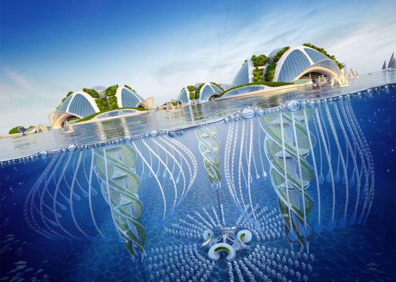 Aequorea - Oceanscrapers