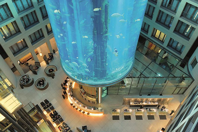 AquaDom-Radisson-Blu-Hotel-in-Berlin