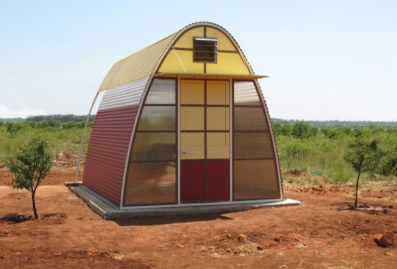 Compact Abod Shelter