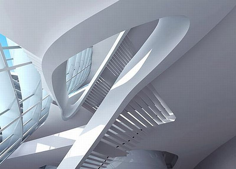 Dubai Opera House concept