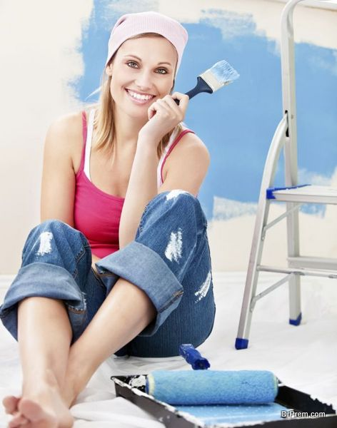 Paint your Home regularly