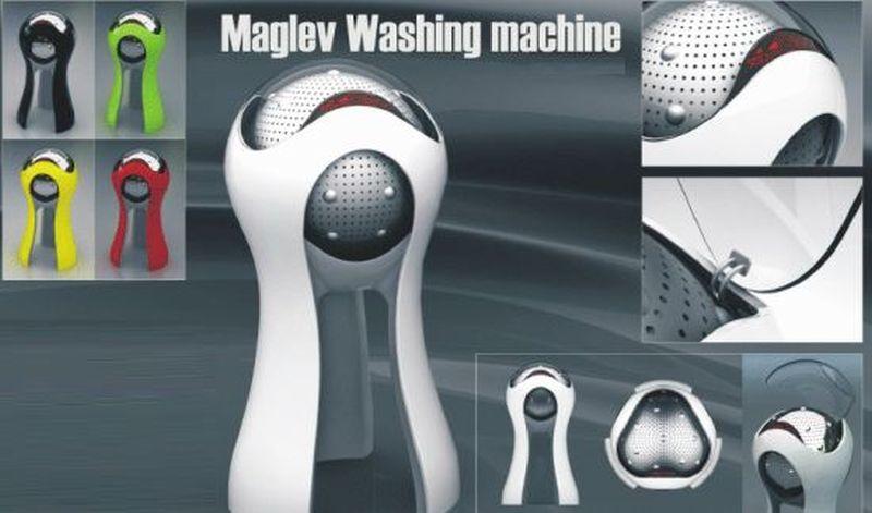 Maglev Washing Machine