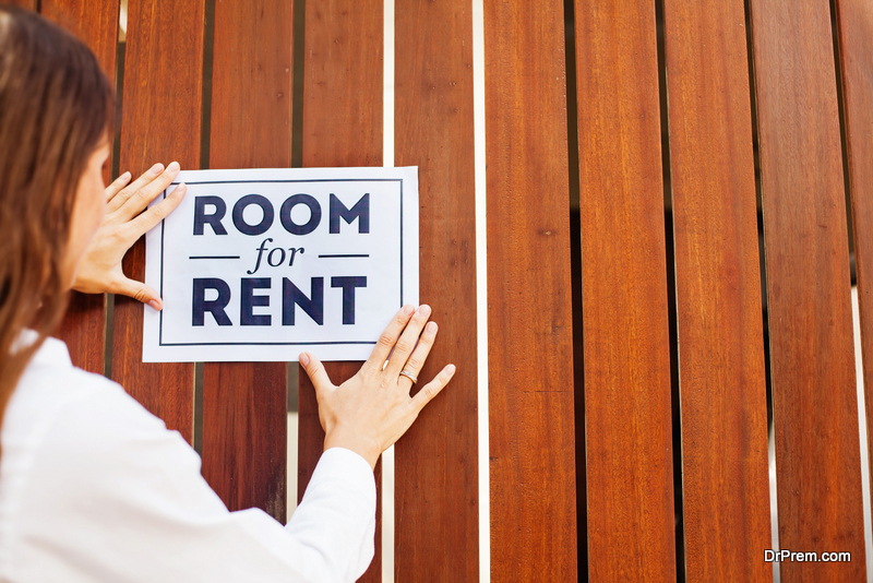 Open your spare bedroom to a lodger