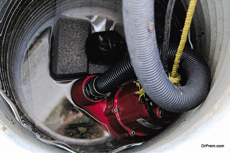 Sump Pump Replacement & Cleaning