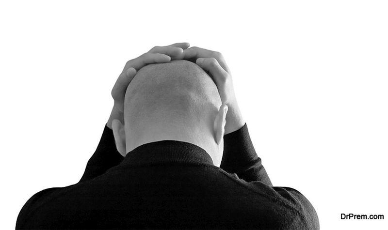 Balding Impacts Confidence and Self-Esteem