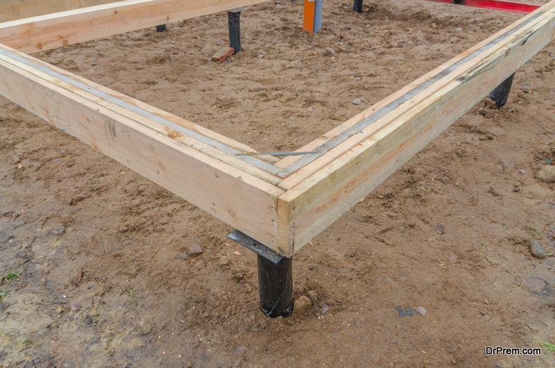 Screw Pile Foundation
