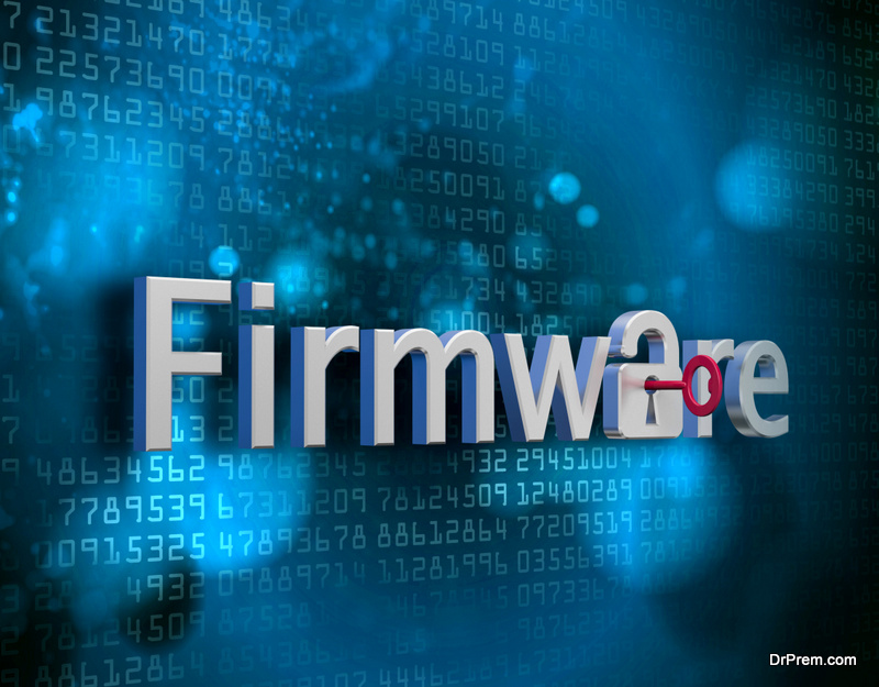 latest security software and firmware