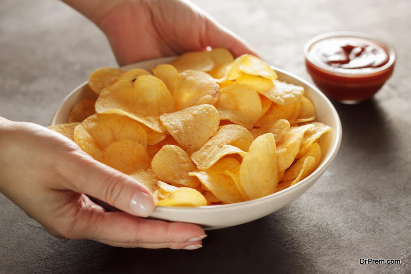 You're Craving Junk Food
