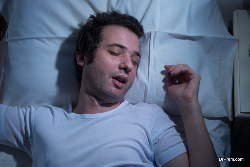 average person needs eight hours sleep a night
