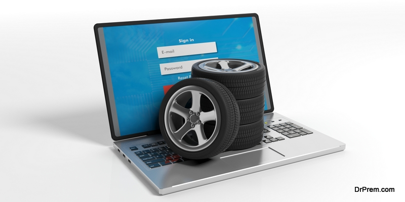 buying car tires online