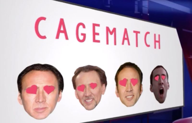 Cagematch is a dating website