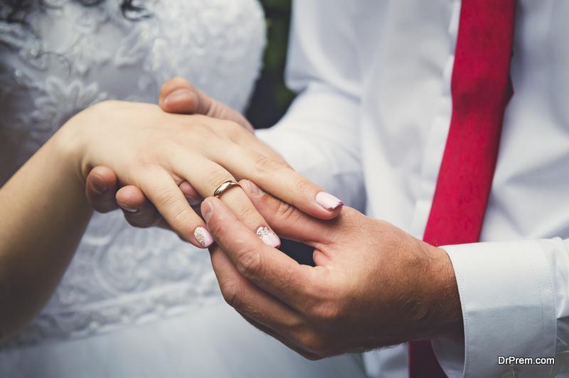 Texas Wedding season