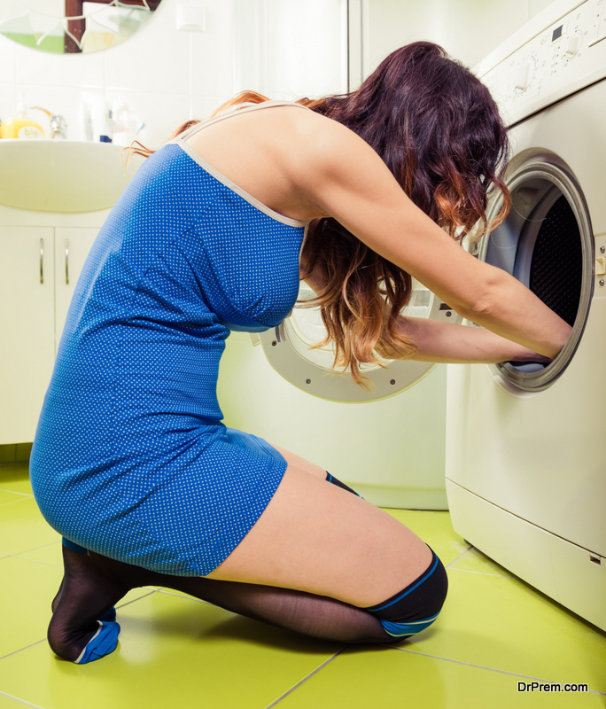 Unclog the Lint Filter of your Dryer