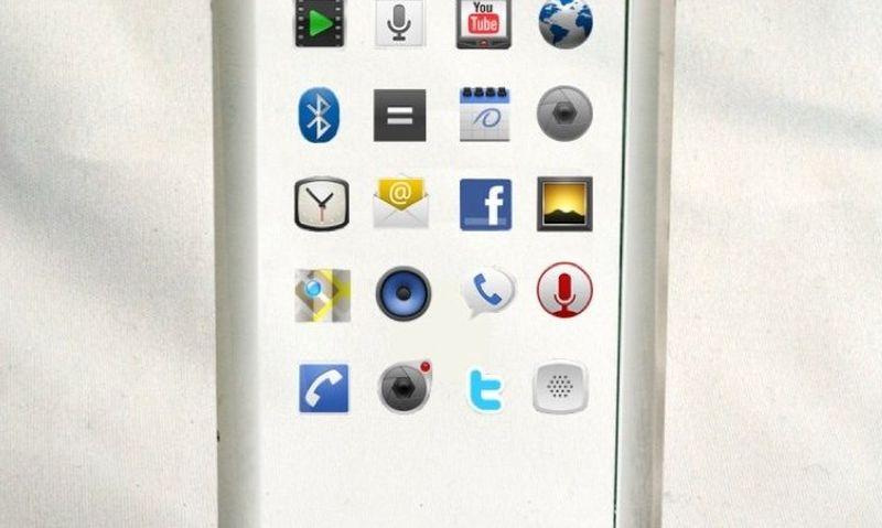 CPT002 Aston Martin Smartphone