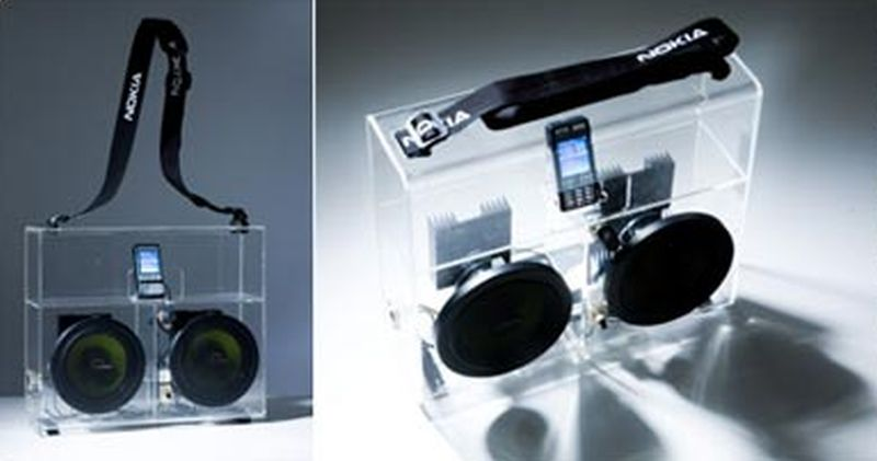 Nokia's-Clear-Ghetto-Blaster