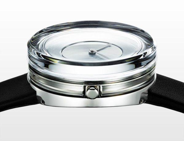 Transparent watch