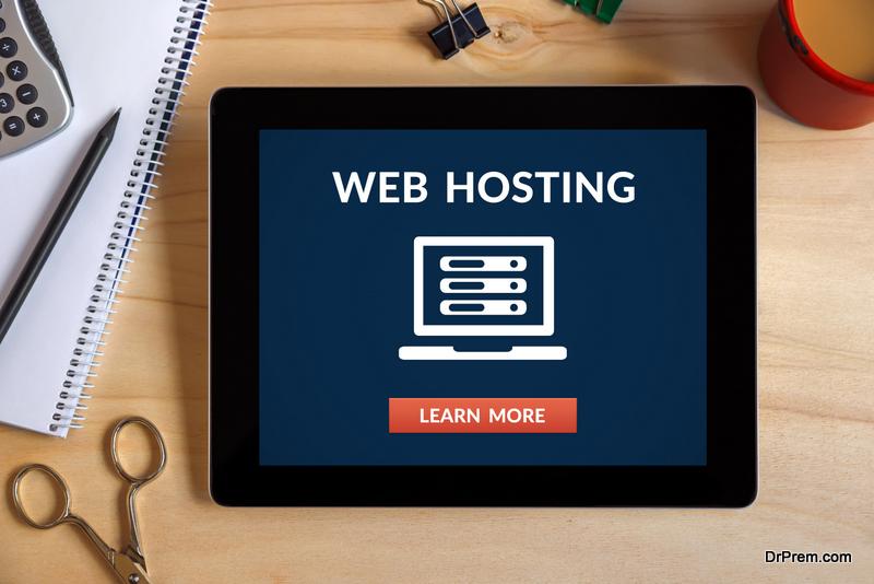 web-hosting service