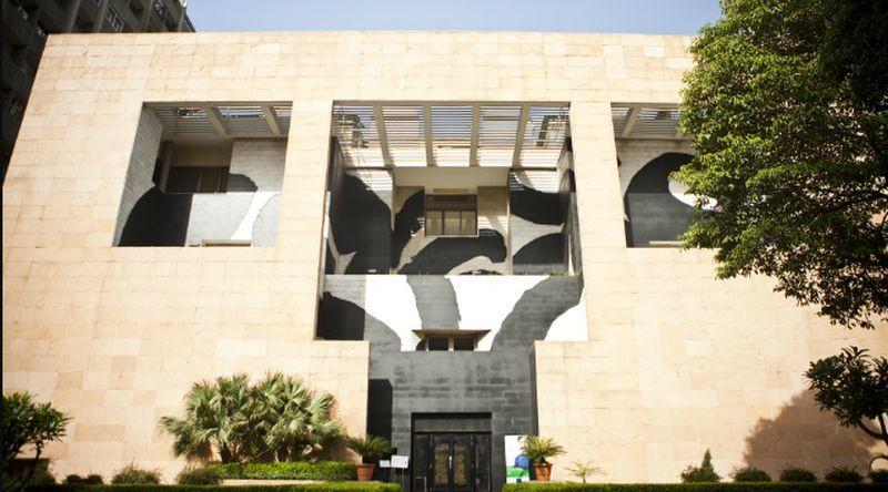 British Council Building, New Delhi
