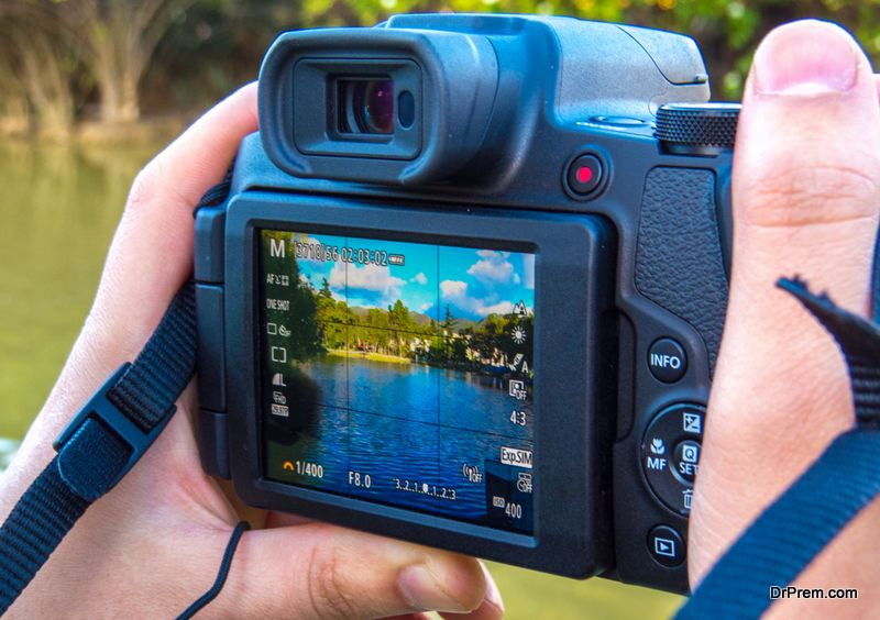 buying your first DSLR camera