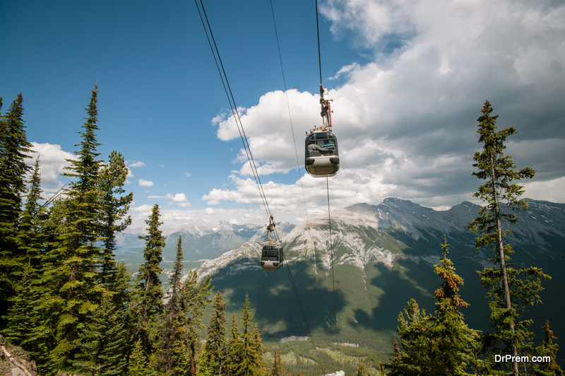 Breathtaking-Views-from-the-Banff-Gondola