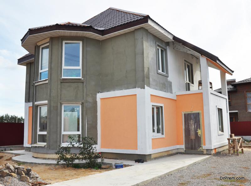 Exterior Home Remodel